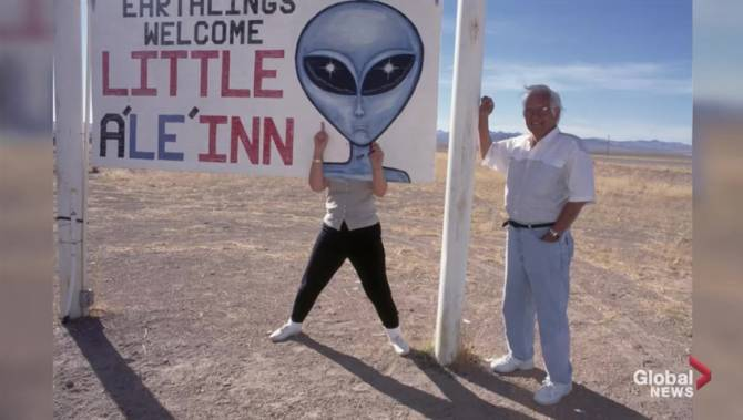 'Storm Area 51' town vows to defend itself against spaced-out invaders
