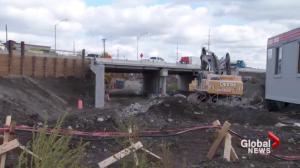 Take two: rebuilding a Champlain Bridge overpass