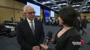 Carlos Leitao explains Quebec budget 2017