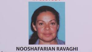 Woman arrested for helping inmates in California escape