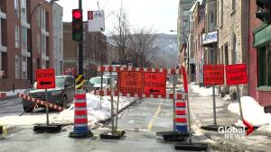 Rachel Street business owners struggle amid ongoing construction