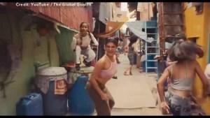 Edmonton dancer in Spice Girls 'Wannabe' remake promotes gender equality