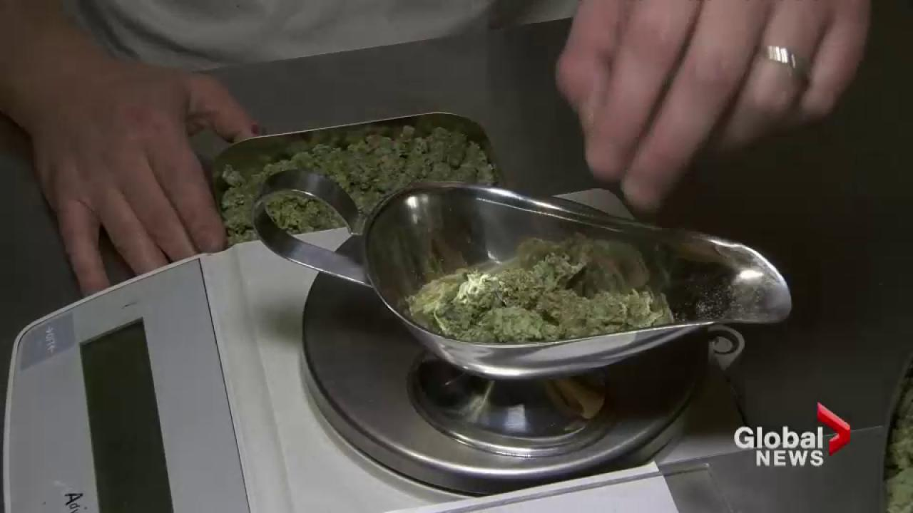Senate approves pot bill with dozens of amendments