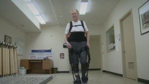 Can the latest in new technology help stroke patients regain their mobility?