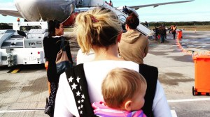 How one mom spent her mat leave travelling the world with her baby