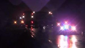 Fatal crash near Bailieboro on County Road 28