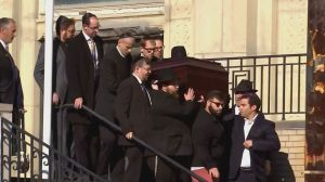 Toronto-born Joyce Fienberg laid to rest in Pittsburgh