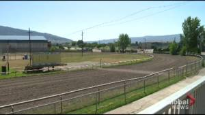 Mixed emotions as Vernon's horse racing track demolished