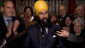 NDP's Jagmeet Singh vows to 'grow' party in Quebec