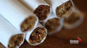 Moving to ban menthol cigarettes