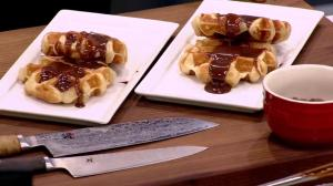 Saturday Chef: International Waffle Day