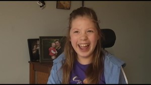 Easter Seals ambassador Kaydance Lane ready for telethon