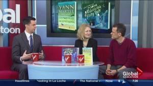 Alice Kuipers, Yann Martel release new books