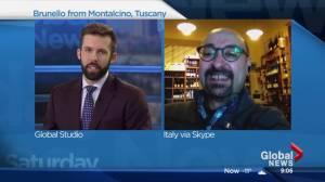 The Brunello wine from Montalcino direct with Gurvinder Bhatia