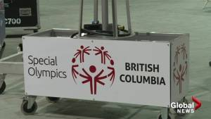 Vernon business creates legacy item for BC Special Olympics