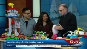 Must-have toys for the Holiday Season