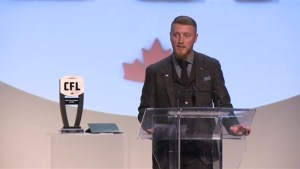 Calgary Stampeders QB Bo Levi Mitchell named CFL's Most Outstanding Player