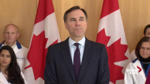 Canadians will 'have a choice' in 2019 election: Morneau