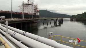 NEB recommends conditional acceptance of pipeline