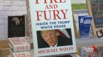 Trump tries to cool 'Fire and Fury' around new book, turn attention to economy