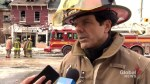 1 dead following 5-alarm fire at Bathurst and Richmond streets