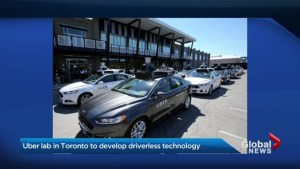 Toronto set to become a big player in race to perfect state-of-the-art driverless technology
