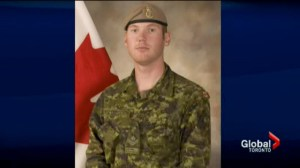 Friends remember Canadian soldier as adventurous and passionate