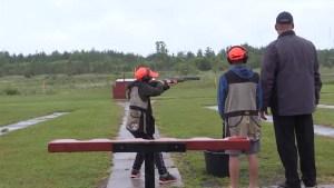 Kingston hosts skeet shooting championships