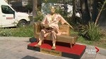 Harvey Weinstein 'Casting Couch' statue unveiled ahead of Oscars