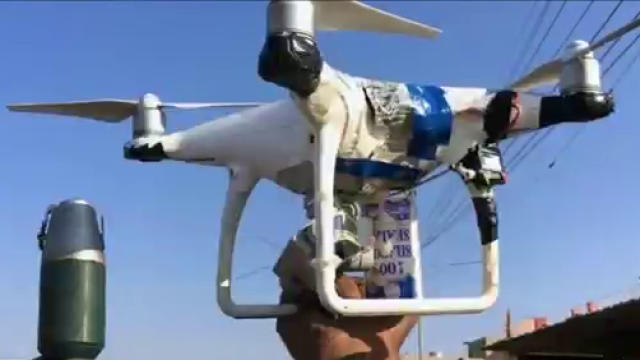 Drone wars: How 'off-the-shelf' drones are changing the way wars are fought