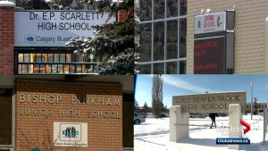 Several Alberta schools locked down after swatting threats