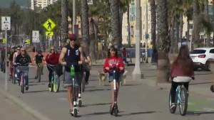 1 in 3 seriously hurt in electric scooter accidents