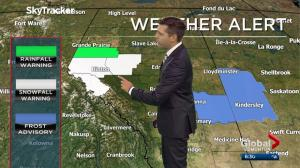 Edmonton Weather Forecast: Sept. 19