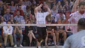 The Calgary Premier League made its long-awaited debut Monday night, bringing pro volleyball to Calgary
