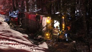 7 people in serious condition after Coquihalla Hwy. pileup