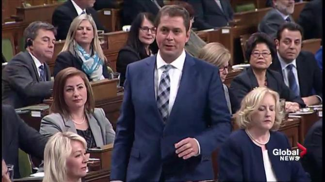 Scheer accuses Trudeau government of 'proactively' reaching out to 'Jihadi Jack'