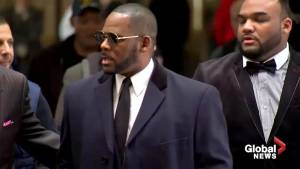 R. Kelly makes court appearance in Chicago