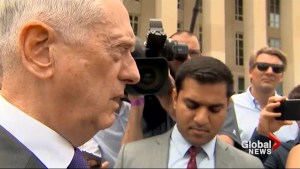 Mattis unaware of steps taken by North Korea to denuclearize