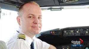 Drunk pilot who appeared to pass out in cockpit sentenced to 8 months in jail