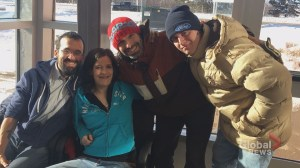 Moncton man does his part to help others during cold snap