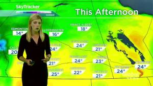 Saskatchewan weather outlook: wet weather continues