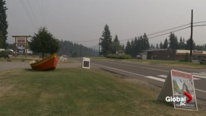 Impact of B.C. wildfires on Clearwater rafting tourism