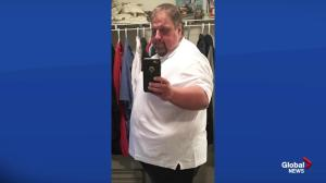Fort McMurray man writes book after losing 300 lbs