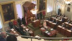 Beginning of fall session at Nova Scotia legislature