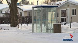 Edmonton bus driver praised for helping homeless man in freezing cold
