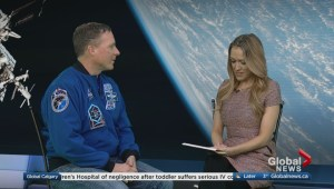 Astronaut Terry Virts discusses his upcoming Calgary appearance