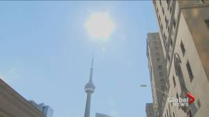 Heat wave forecasted throughout much of southern Ontario (02:11)