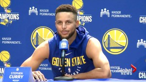 Steph Curry says White House snub made to hopefully 'inspire some change'