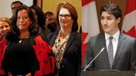Trudeau: Wilson-Raybould, Philpott no longer members of Liberal caucus