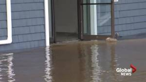 Saint John has all hands on deck as it's hit by worst flooding in decades